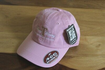 Trump Winery Charlottesville Virginia Souvenir Ladies Pink Cap Hat NEW