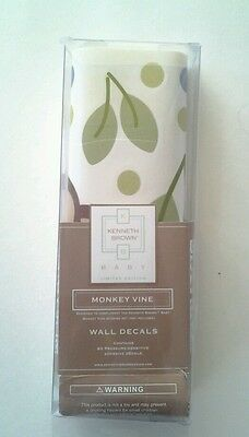 New!! Monkey Vine collection wall decals By: Kenneth Brown