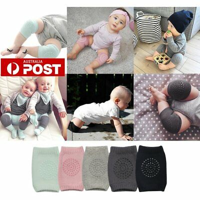 New Unisex Baby Infant Toddler Crawling Knee Pads Safety Cushion Protector Pad N