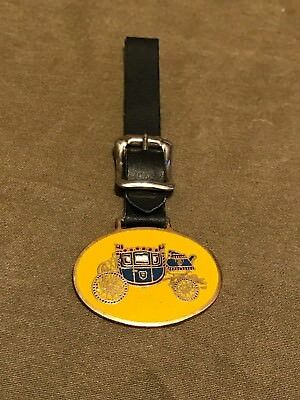 Vintage unused Fisher Body watch fob or key fob excellent condition
