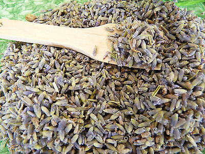 DRIED LAVENDER FLOWERS 100g Potpourri Confetti Soapmaking Bath Salts