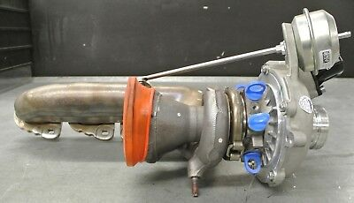 Mercedes Turbocharger A2740903180