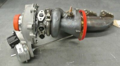 Mercedes Turbocharger A2740903580