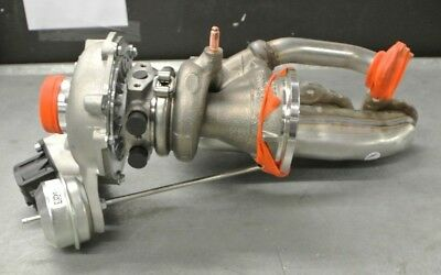 Mercedes Turbocharger A2740904180