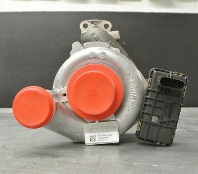 Mercedes Turbocharger A6420902380 99