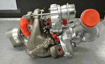 Mercedes Turbocharger A6510907180