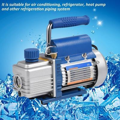 150W 220V Mini Portable Air Vacuum Pump fr Air Conditioning/Refrigerator HighQ