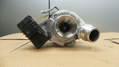 Turbocharger BMW 8579212