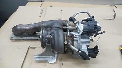 Turbocharger BMW 7643115