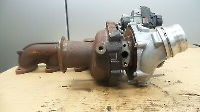 Turbocharger BMW 814501