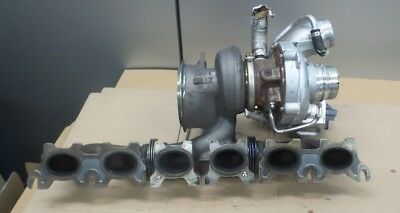 Turbocharger BMW 7643147