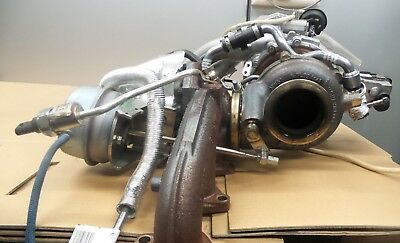 Turbocharger BMW 8513568