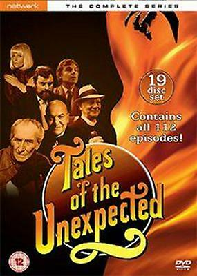 Tales of the Unexpected: The Complete Series - DVD Region 2 Free Shipping!
