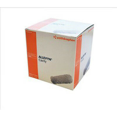 Allevyn Foam Shaped Cavity Dressings 9cm x 2.5cm | Tubular