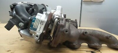 Turbocharger BMW 4754523