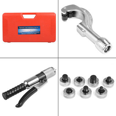 CT-300 Hydraulic Tube Expander 7 Lever Tubing Expanding Tool Swaging Kit HighQ