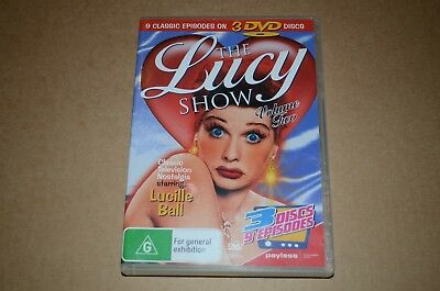 The Lucy Show Volume 2 Dvd