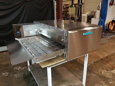 2015 TURBOCHEF hhc2620 SINGLE STACK CONVEYOR PIZZA OVEN....VENTLESS...VIDEO DEMO