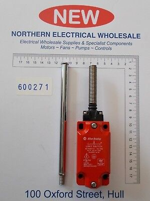 Allen-Bradley Guardmaster 440P-Mtab13B Ser A Telescopic Limit Switch (600271)