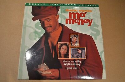 Laserdisc  - Mo' Money