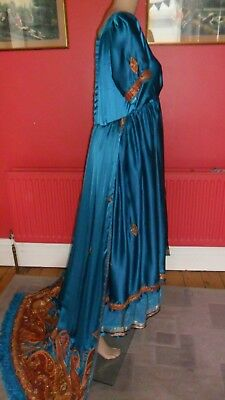 Stunning Theatrical Edwardian Titanic Style Ball Gown Evening dress
