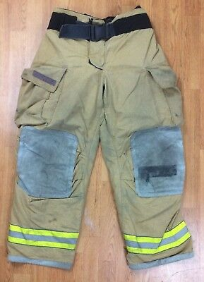 Globe Gxtreme Firefighter Bunker Turnout Pants 36 x 32  '07
