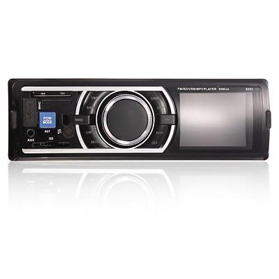 Car Audio Stereo In Dash Mp3 Player Fm Usb Aux Input Receiver