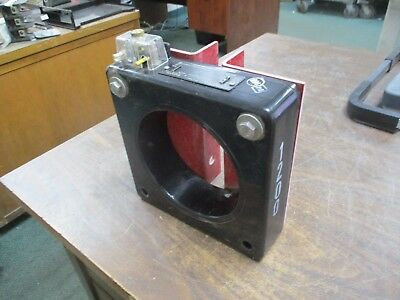GE Current Transformer 750X120156 Ratio 1200:5 600V 5-60Hz 10KV BIL Used