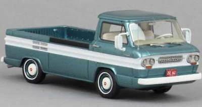 Chevrolet Corvair Pick-Up 1961 Green Met White Neoscale 1:43 NEO46526 Model