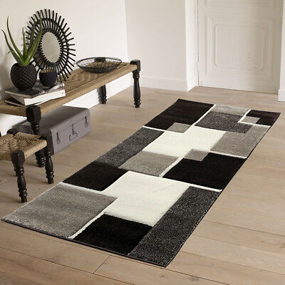 Phenomenal Area Rugs For Bedroom Dining Living Room Modern Brown Space Geometric 2X5 Download Free Architecture Designs Grimeyleaguecom
