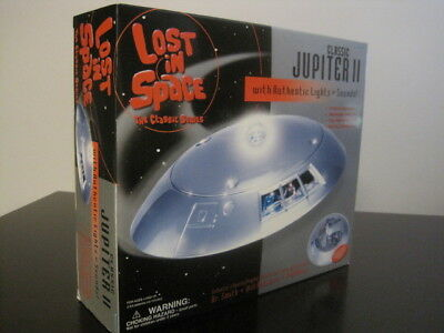 Lost in Space Trendmasters Jupiter 2 - New in Box *MINT*