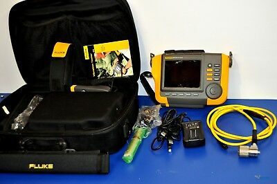 Fluke 810 Vibration Tester - With Case, Accessories, and Warranty