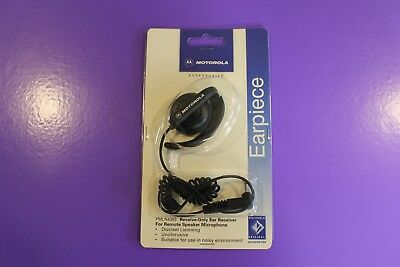 Motorola Receive Only Ear (Compatible with PMMN4002 & PMMN4004 Speaker/Mic