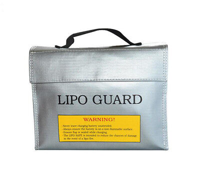 Fireproof RC Battery Lipo Safe Battery Guard Bag Charge Protection Storage Sack  sc 1 st  PicClick & FIREPROOF RC BATTERY Lipo Battery Guard Bag Charge Protection ...
