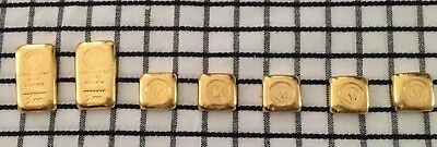 Gold Bar 1oz