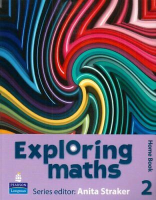 Exploring Maths: Home Book Tier 2 By Anita Straker, Tony Fisher, Ms Rosalyn Hyd