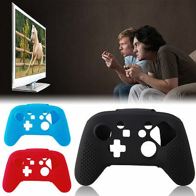 For Nintendo Switch Pro Controller Grip Anti-Slip Silicone Protective Case Cover