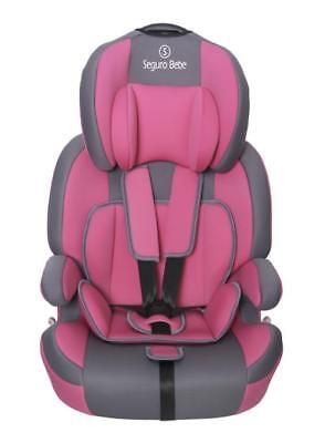Seguro Bebe Bravo Isofix Group 123 2nd Stage Baby Car Seat
