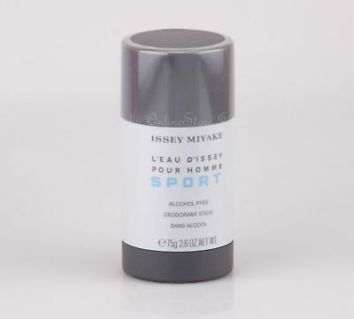 Issey Miyake - L'eau d'Issey pour Homme Sport - 75ml Deo Stick - Alcohol-free