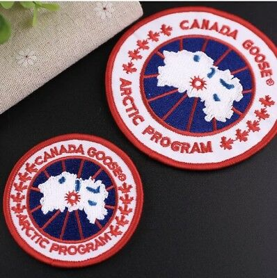 Canada Goose High Quality Replacement Badge / Patch 2 x High Quality New