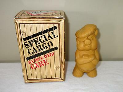 Vintage AVON Deep Woods Soap GAG GIFT -  MCP Male Chauvinist Pig New in box