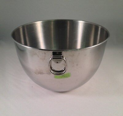 Revere Ware Stainless Steel 2 ½ Quart Mixing Bowl-Vintage-Stamped on the Bottom