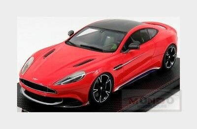 Aston Martin Vanquish S Coupe 2014 With Showcase FRONTI ART 1:18 AS018-06 Model