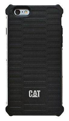 CAT Caterpillar Active Urban Clip Black Case Cover for iPhone 6 6S Plus 5.5 Inch