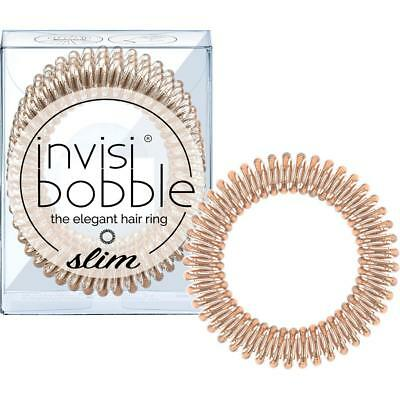 Invisibobble SLIM Bronze Me Pretty (3 bands per pack)