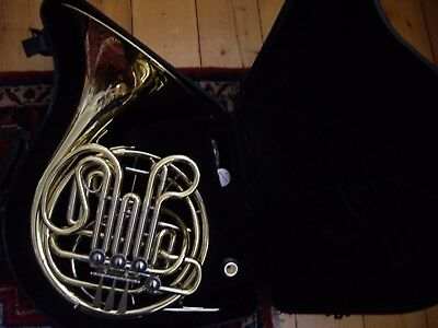 Holton French Horn H378 Made in USA Second hand