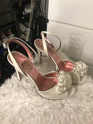Alan Pinkus Shoes Wedding size 7 New in Box