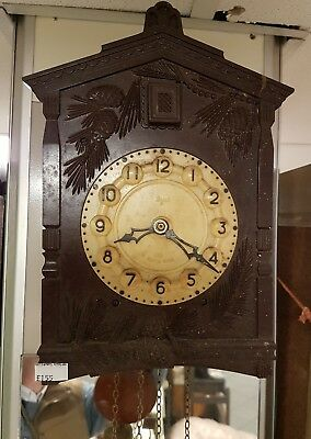 Antique Russian Cuckoo clock by Majak