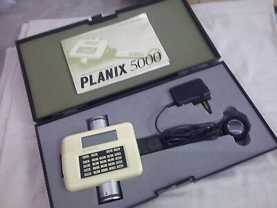 Tamaya  Japan Planix 5000 Digitizing Area Line Meter Digital Roll Planimeter