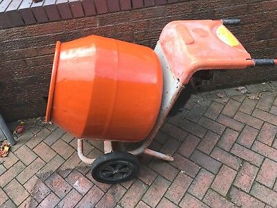 petrol belle cement mixer honda gx120 engine south wales gwent